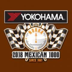Yokohama NORRA Mexican 1000 2018