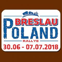 Breslau Rally Poland