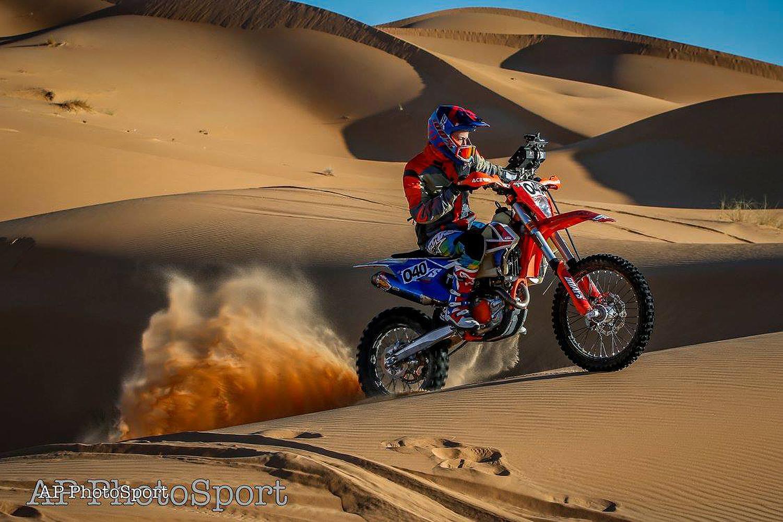Sahari Rally 2018: Completely new courses in the Sahara of Algeria