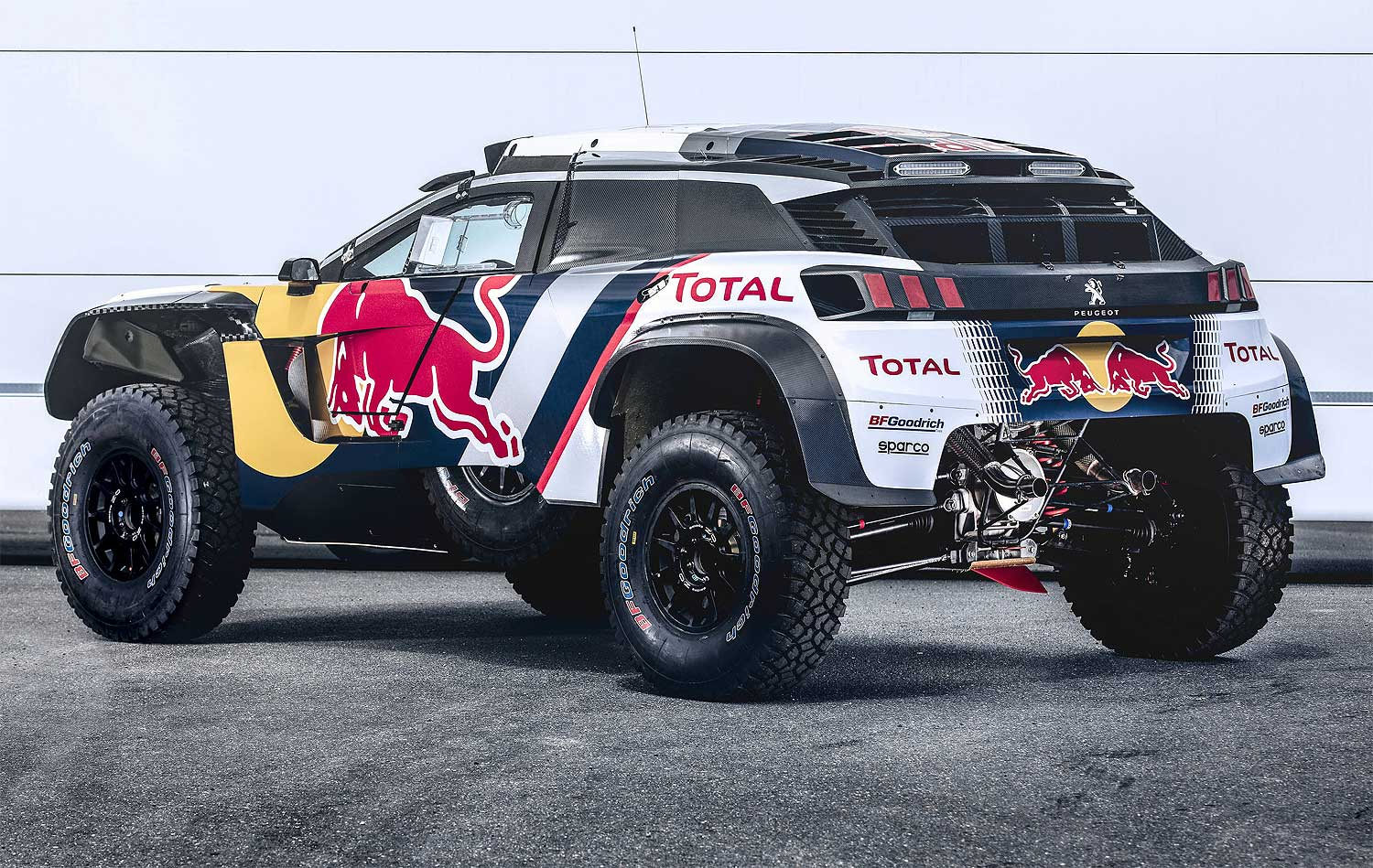 dakar rally 2019 easy rally will be new owner of three peugeot 3008 dkr maxi. Black Bedroom Furniture Sets. Home Design Ideas