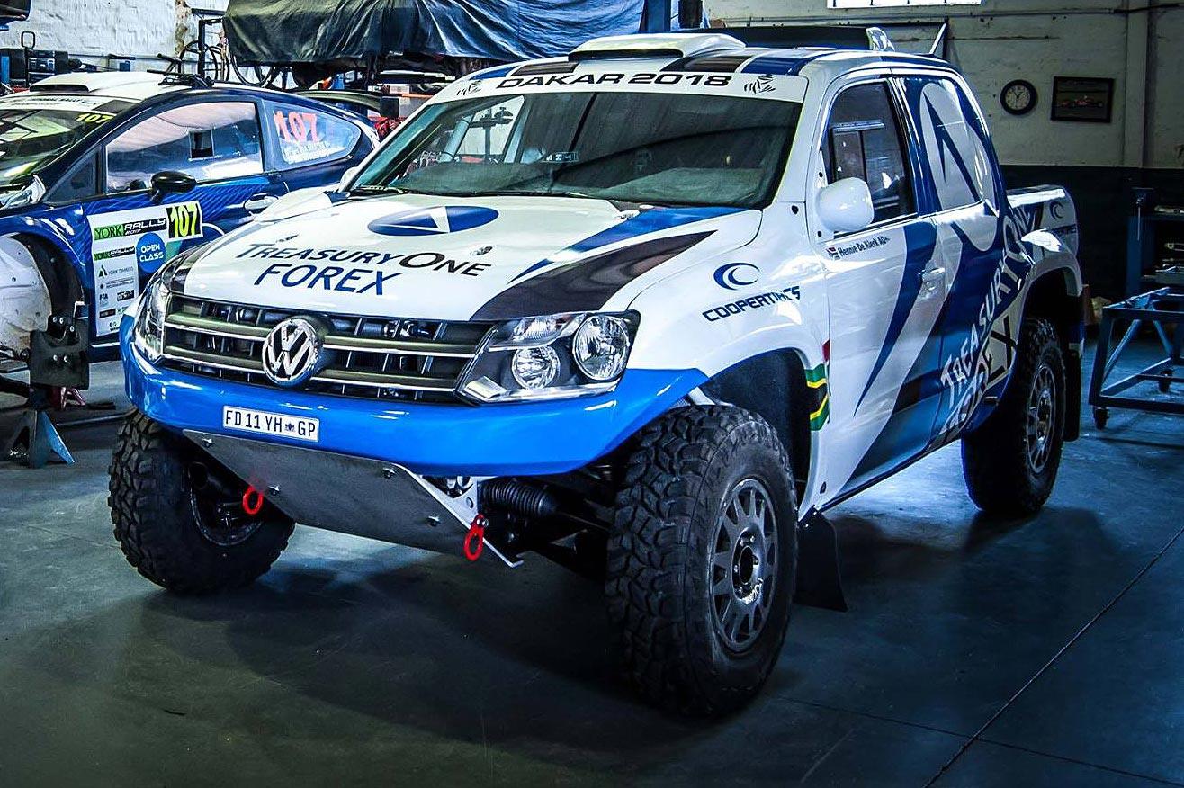 Dakar Rally 2018: South Africa´s privateer Hennie de Klerk ...